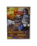 """DVD """"The Incredible Ride"""" Nick Sanders"""