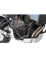 Motorsturzbügel Edelstahl schwarz für Yamaha Tenere 700
