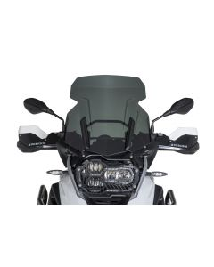 Windscreen, L, tinted, for BMW R1250GS/ R1250GS Adventure/ R1200GS (LC)/ R1200GS Adventure (LC)