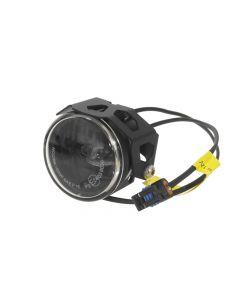 LED Universal Zusatzscheinwerfer Nebel mit Universalhalter links