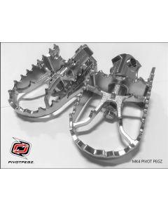 Pivot Pegz - Gelenkfußrasten *MK4* für BMW R1250GS/R1250GS Adventure/ R1200GS (LC)/R1200GS Adventure (LC)/ F850GS/ F750GS