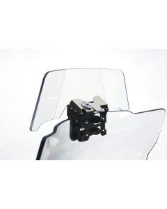 Spoiler für Windschild BMW R 1200 GS Adventure bis 2013 abschließbar