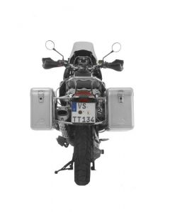 ZEGA Mundo aluminium pannier system for BMW R1200GS up to 2012/ BMW R1200GS Adventure up to 2013