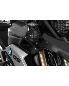 Zusatzscheinwerfer LED Satz Nebel/Nebel, schwarz, BMW R1250GS/ R1200GS ab 2013