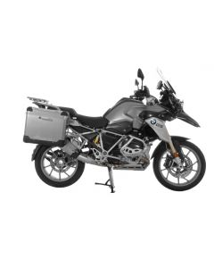 ZEGA Pro Aluminium Pannier System for BMW R1250GS/ R1250GS Adventure/ R1200GS from 2013/ R1200GS Adventure from 2014