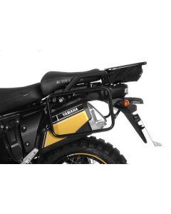 Kofferträger Edelstahl, schwarz beschichtet, Yamaha XT1200Z / ZE Super Tenere