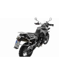 """Pannier rack """"stainless steel"""" BMW F800GS / F650GS (Twin)/ F700GS"""