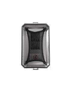 Netz M, für Deckelinnenseite für original Aluminium-Koffer BMW R1250GS/ R1250GS ADV/ R1200GS ADV/ F850GS/ F850GS ADV/ F800GS/ F800GS ADV