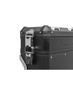 Koffererweiterung VOLUME BOOSTER für original BMW Aluminiumkoffer, schwarz
