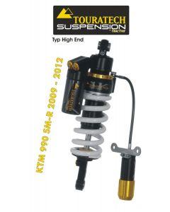 Federbein Touratech Suspension für KTM 990 SM-R (2009-2012) Typ HighEnd