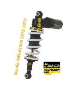 Touratech Suspension Competition Federbein für Suzuki GSX-R1000 2012-2015