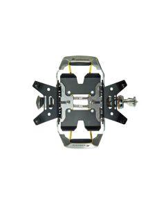 Lenkerhalterung Garmin GPSMap 276Cx *abschließbar* schwarz