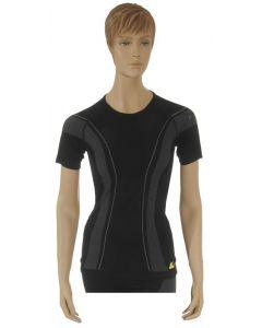 """T-Shirt """"Allroad"""", Damen, schwarz, Größe L"""