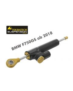 Touratech Suspension Lenkungsdämpfer *CSC*  für BMW F750 ab 2018 +incl. Anbausatz+