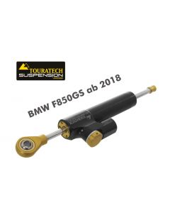 Touratech Suspension Lenkungsdämpfer *CSC*  für BMW F850/Adventure ab 2018 +incl. Anbausatz+