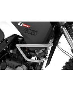 Sturzbügel für Verkleidung *Edelstahl* für BMW F650GS / F650GS Dakar / G650GS / G650GS Sertao
