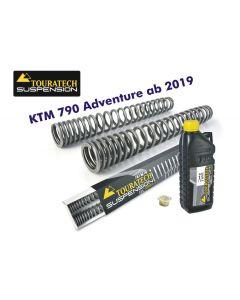 Progressive fork springs for KTM 790 Adventure from 2019