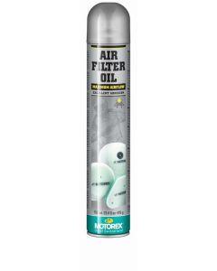 Motorex Air Filter Oil Spray - 0,75 litre