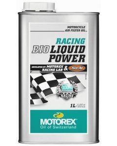 Motorex Racing Bio Liquid Power - 1 Liter Luftfilteröl
