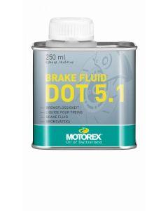 Motorex Brake Fluid 5.1 Bremsflüssigkeit