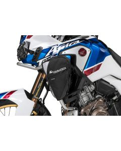 Taschen Ambato für originalen Honda-Sturzbügel für Honda CRF1000L Africa Twin/ CRF1000L Adventure Sports, (1 Paar)