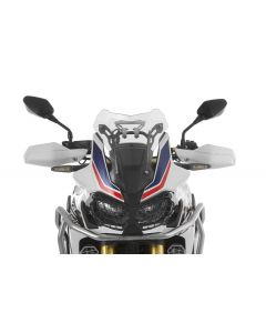 Windschild, S, transparent, für Honda CRF1000L Africa Twin/ CRF1000L Adventure Sports