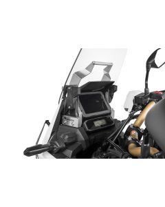 GPS mounting adapter above instruments for Honda CRF1100L Adventure Sports