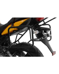 Pannier Racks for Kawasaki Versys 650 (2010-2014), black