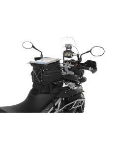 Tankrucksack Black Edition für die Triumph Tiger 800/ 800XC/ 800XCx, wassergeschützt
