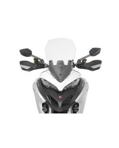 Windschild, L, transparent, für Ducati Multistrada 1200 ab 2015, 950