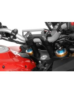 Handlebar riser 20 mm, Typ 33, for Ducati Multistrada 1260 and Multistrada 1200 up to 2014