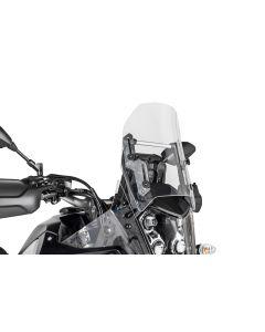 Windschildverstellung für Originalscheibe für Yamaha Tenere 700