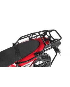 ZEGA Topcaseträger / Gepäckbrücke schwarz, Edelstahl für Yamaha Tenere 700