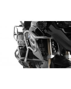 Stainless steel crash bar extension, BMW R1200GS (2013-2016)