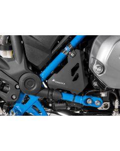 Schutz für Anlasser, schwarz, für BMW R1250GS/ R1250GS Adventure/ R1200GS (LC) / R1200GS Adventure (LC)
